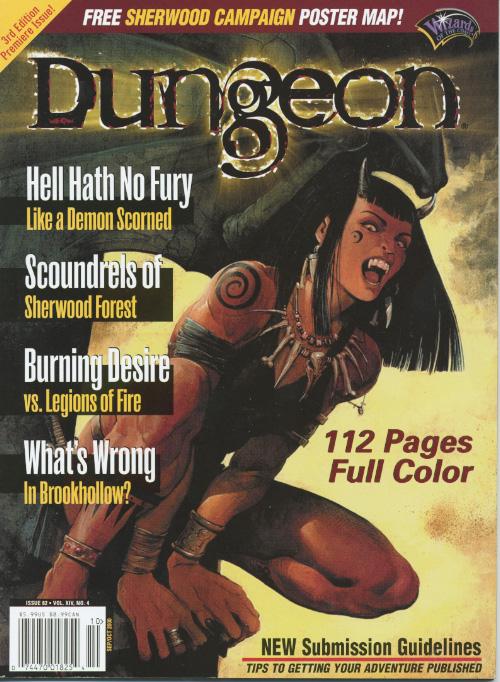 Paizo Com Dungeon Issue 82