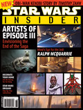 Star Wars Insider 76 Cover