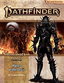 Pathfinder Adventure Path: Hands of the Devil (Abomination Vaults 2 of 3)