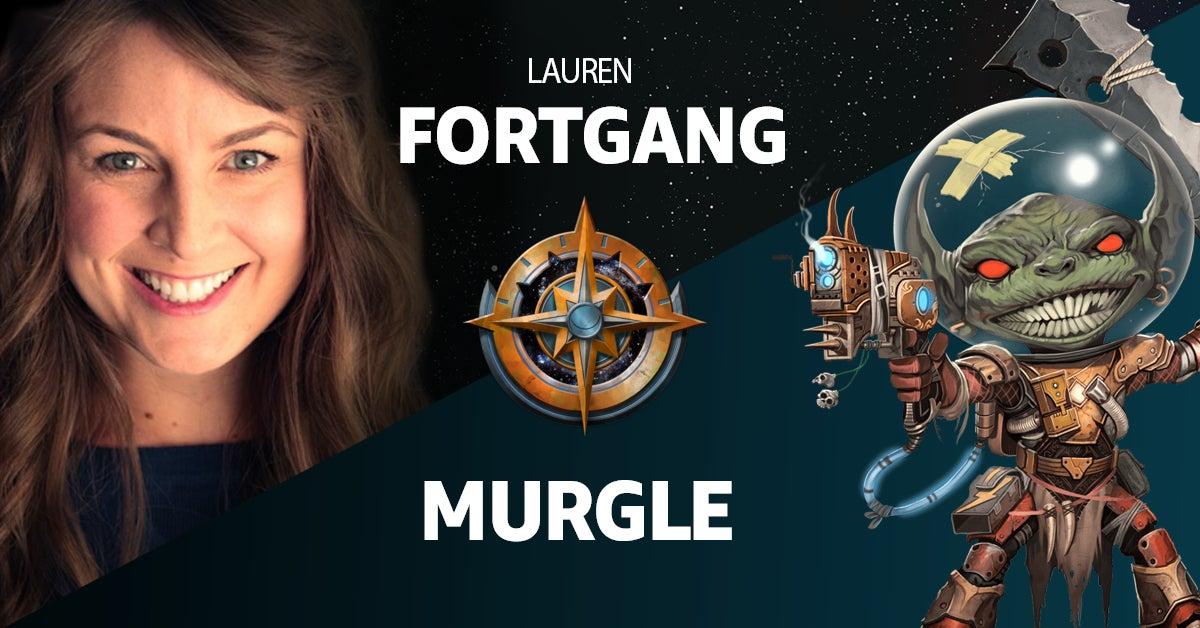 Lauren Fortgang as Murgle