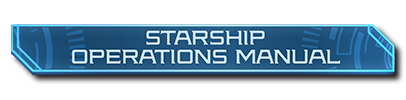 Starship Operations Manual logo