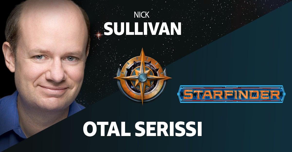 Nick Sullivan as Otal Serissi