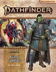 Pathfinder Adventure Path: Ruins of Gauntlight (Abomination Vaults 1 of 3)