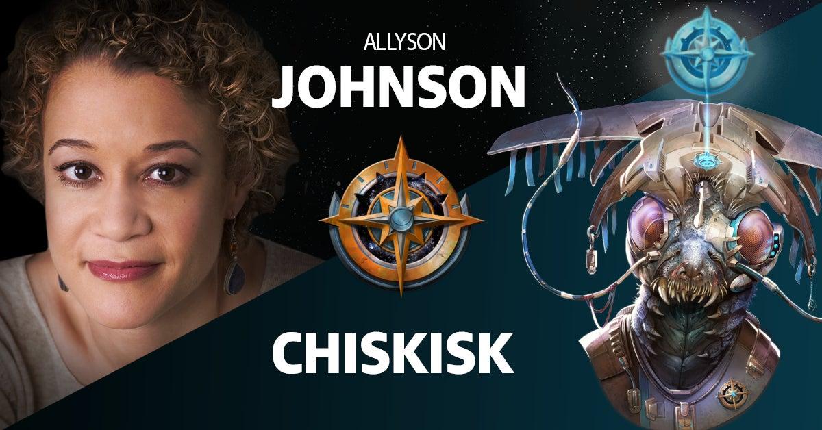 Allyson Johnson as Chiskisk